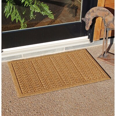 Lou-Anne Chevron Doormat