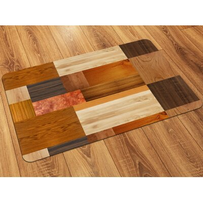 Fo Flor Doormat Mat Size: Rectangle 310 x 56