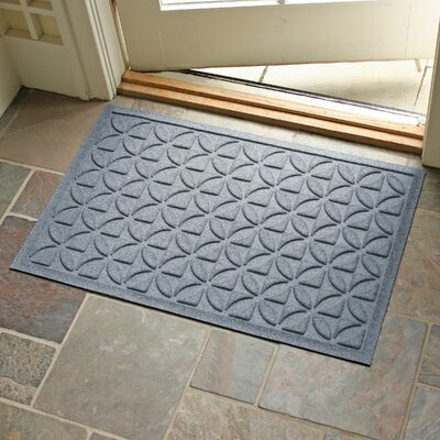 Aqua Shield Heritage Doormat Color: Bluestone