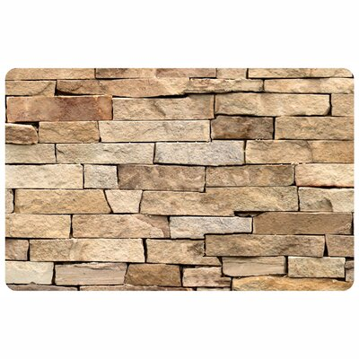 Fo Flor Flat Rock Doormat Rug Size: Rectangle 310 x 56