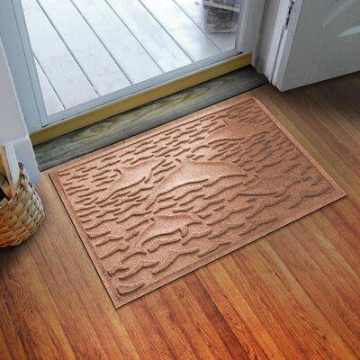 Conway Statement of Porpoise Doormat Color: Medium Brown