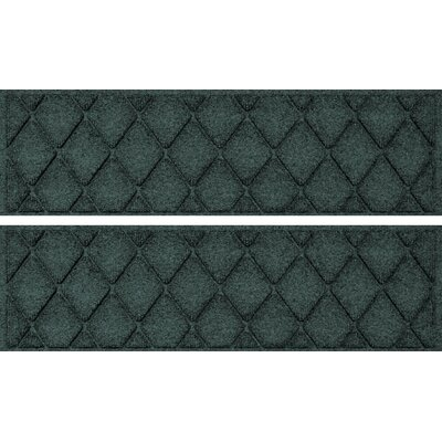 Aqua Shield Evergreen Argyle Stair Tread