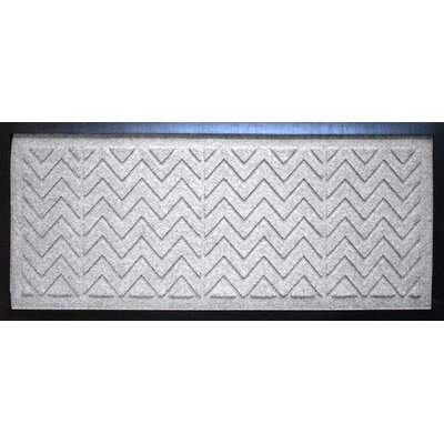 Aqua Shield Chevron Boot Tray Color: White