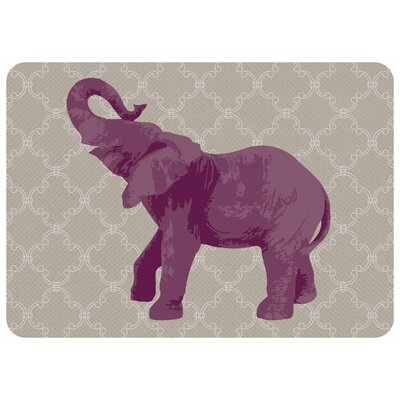 Surfaces Elephant 1 Accent Doormat