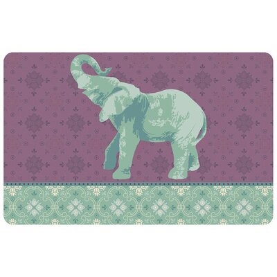 Surfaces Elephant 2 Accent Doormat
