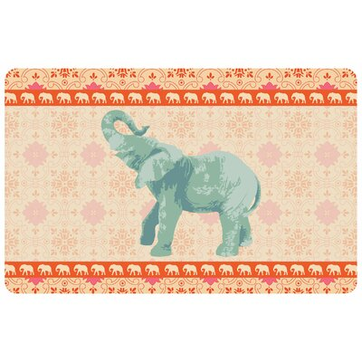 Surfaces Elephant 4 Accent Doormat