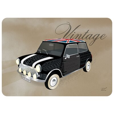 Surfaces Vintage Mini Accent Doormat