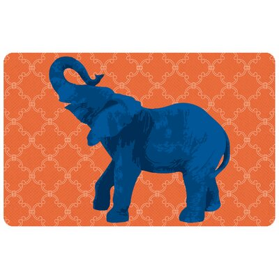 Surfaces Elephant 5 Accent Doormat