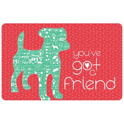Youve Got a Friend Doormat