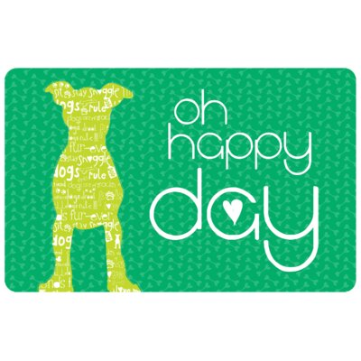 Oh, Happy Day Doormat