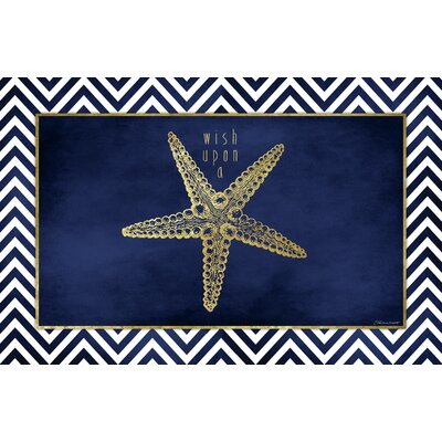 Starfish Wish Doormat