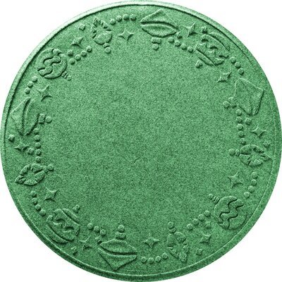 Ornaments Doormat Color: Light Green