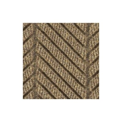 Waterhog Eco Elite Doormat Color: Khaki, Rug Size: 3 x 5