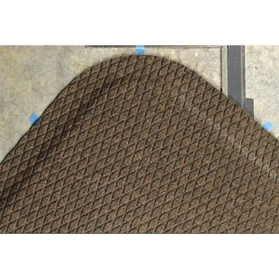 Hog Heaven Fashion Anti-Fatigue Doormat Color: Cocoa Brown, Rug Size: 3 x 5