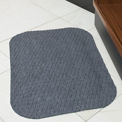 Hog Heaven Fashion Anti-Fatigue Doormat Color: Granite, Rug Size: 3 x 5