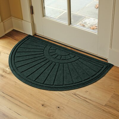 Landry Sunburst Doormat Color: Evergreen
