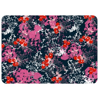 Chic Holly Kitchen Mat