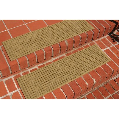 Amald Squares Stair Tread Color: Gold