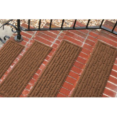 Amald Mesh Stair Tread Color: Dark Brown