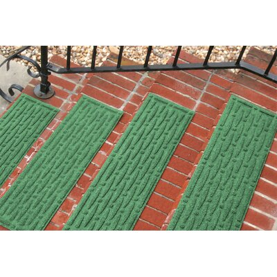 Amald Mesh Stair Tread Color: Light Green