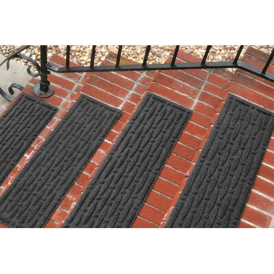 Amald Mesh Stair Tread Color: Charcoal