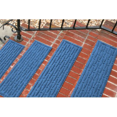 Amald Mesh Stair Tread Color: Medium Blue