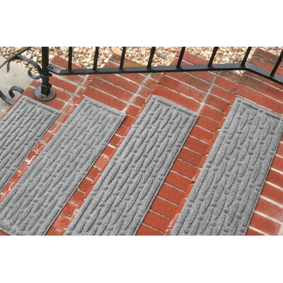 Amald Mesh Stair Tread Color: Medium Gray
