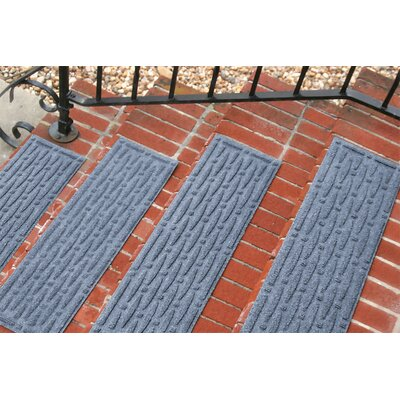 Amald Mesh Stair Tread Color: Bluestone