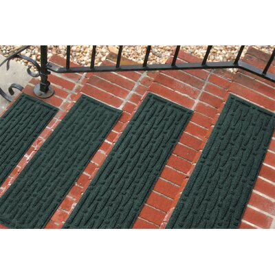 Amald Mesh Stair Tread Color: Evergreen