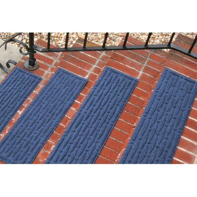 Amald Mesh Stair Tread Color: Navy