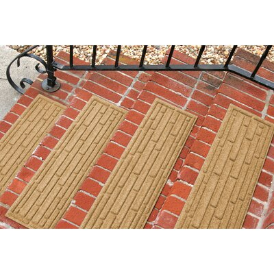 Amald Broken Brick Stair Tread Color: Gold