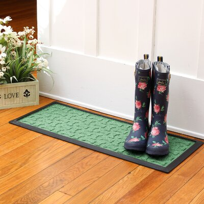 Amald Dog Treats Boot Tray Color: Light Green
