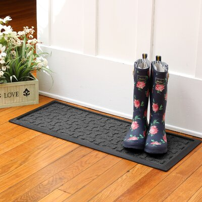 Amald Dog Treats Boot Tray Color: Charcoal
