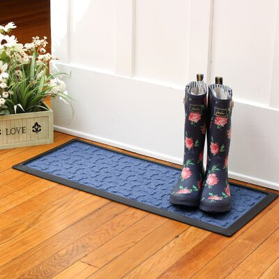 Amald Dog Treats Boot Tray Color: Navy