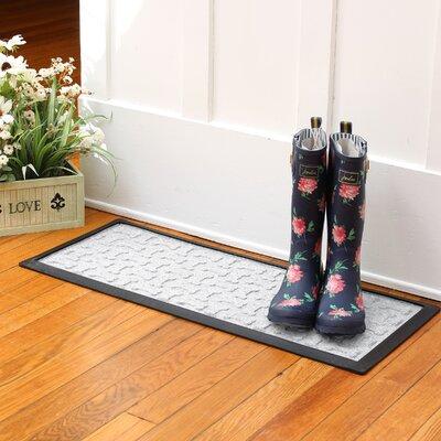 Amald Dog Treats Boot Tray Color: White