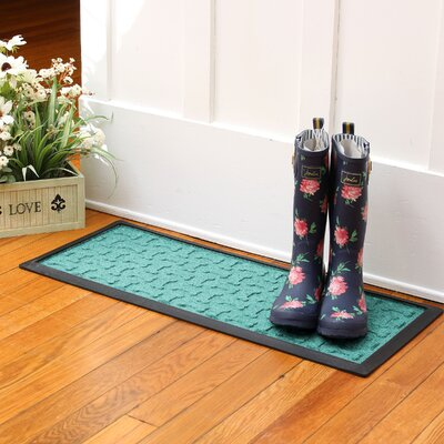Amald Dog Treats Boot Tray Color: Aquamarine