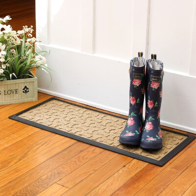 Amald Dog Treats Boot Tray Color: Gold
