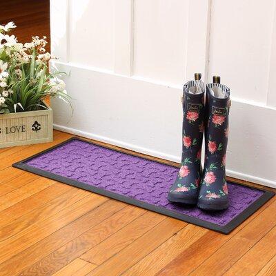 Amald Dog Treats Boot Tray Color: Purple