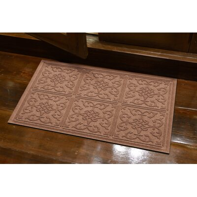 Michiel Bantry Bay Doormat Color: Medium Brown