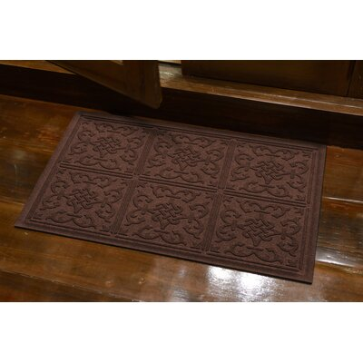 Michiel Bantry Bay Doormat Color: Dark Brown