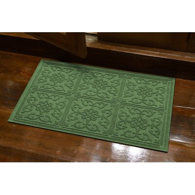 Michiel Bantry Bay Doormat Color: Light Green