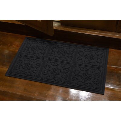 Michiel Bantry Bay Doormat Color: Charcoal