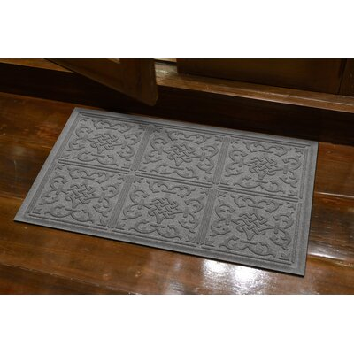 Michiel Bantry Bay Doormat Color: Medium Gray