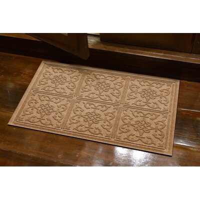 Michiel Bantry Bay Doormat Color: Gold