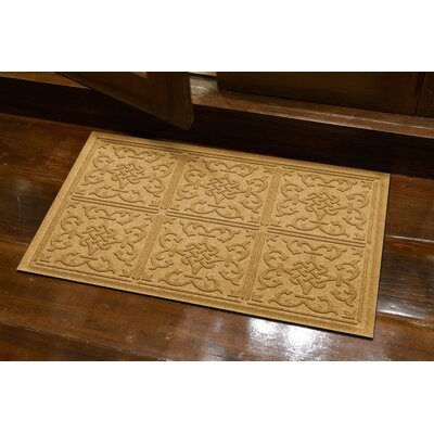 Michiel Bantry Bay Doormat Color: Yellow