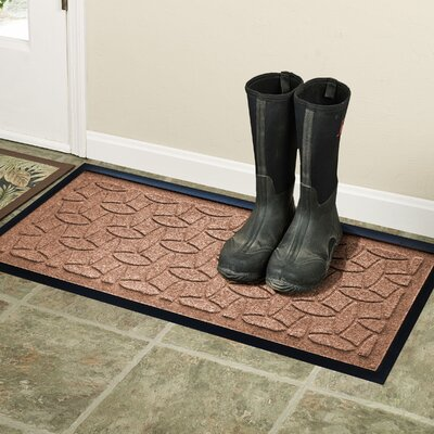 Amald Elipse Boot Tray Color: Medium Brown