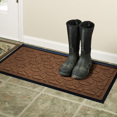 Amald Elipse Boot Tray Color: Dark Brown