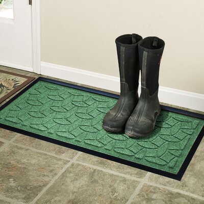 Amald Elipse Boot Tray Color: Green