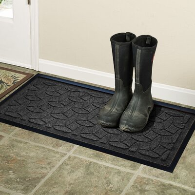 Amald Elipse Boot Tray Color: Charcoal