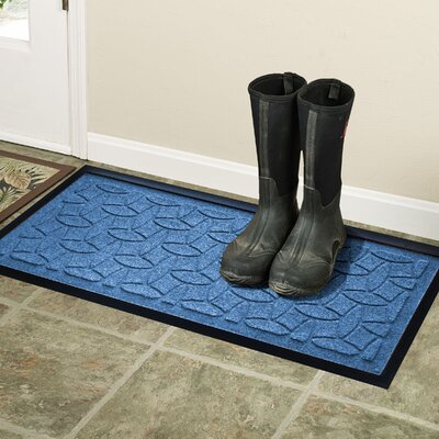 Amald Elipse Boot Tray Color: Medium Blue